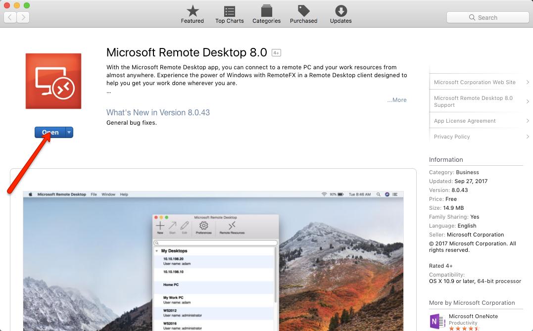 Remote Desktop Client (Mac) · GitBook